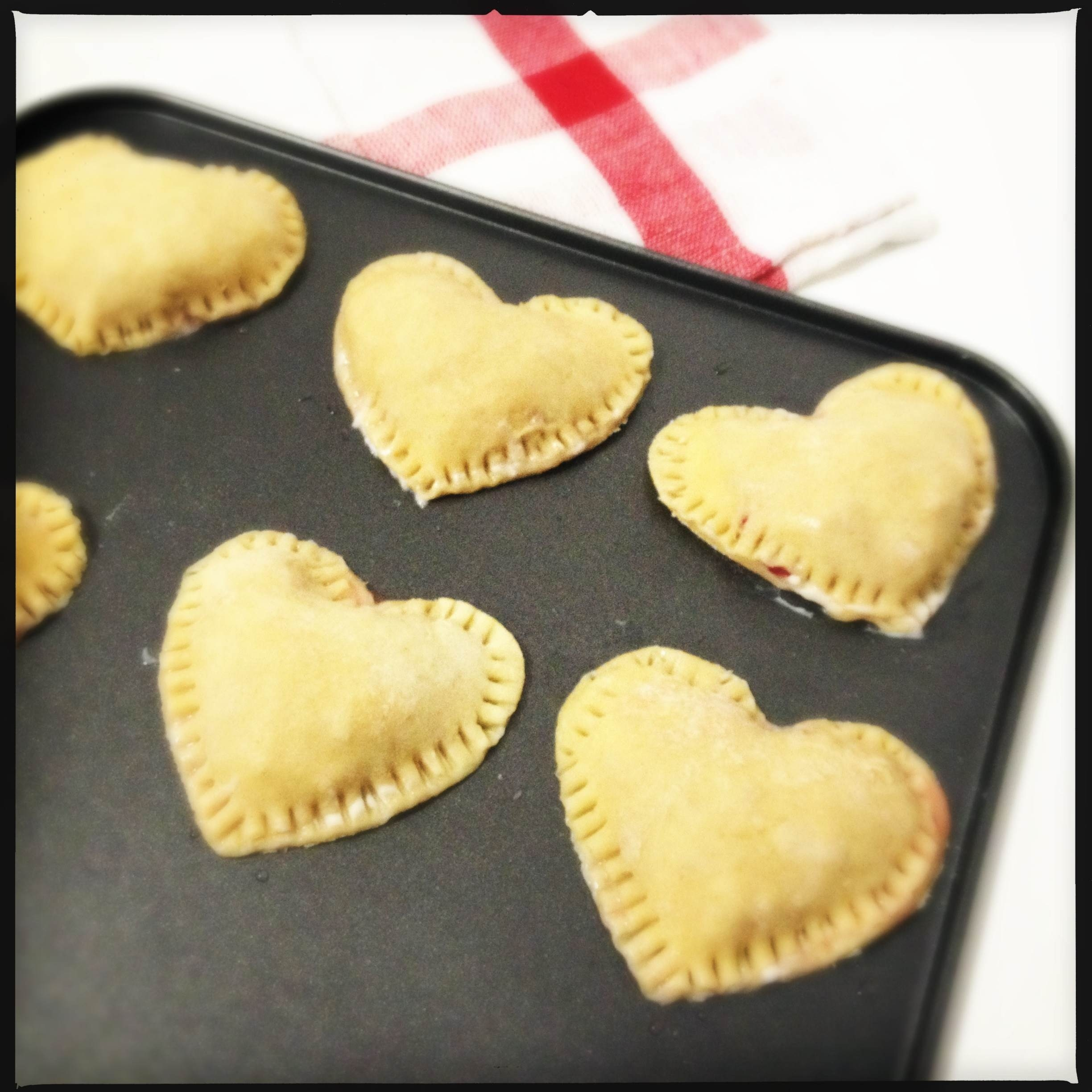 Pate Brisee For Strawberry Hand Pies Recipes — Dishmaps